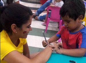 Los niños tendrán espacios para divertirse junto a sus padres en las instalaciones del centro comercial.   - Facebook/GENTE DE CAÑAVERAL