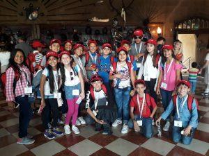 Los niños de quinto grado del colegio Nuevo Cambridge regresaron a Colombia, luego de estar un mes en Bromsgrove.  - Suministrada/GENTE DE CAÑAVERAL