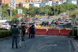 El cierre se extenderá hasta octubre por lo que las autoridades piden prudencia a los conductores.  - Elver Rodríguez GENTE DE CAÑAVERAL