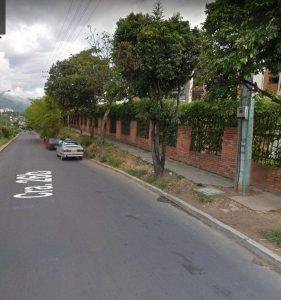 De acuerdo con la denuncia, esta zona es frecuentada por los consumidores de droga.  - Googlemaps/GENTE DE CAÑAVERAL