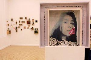 Reivindicar y fortalecer lo femenino en la cultura es uno de los objetivos de esta exposición artística. - Suministrada/GENTE DE CAÑAVERAL
