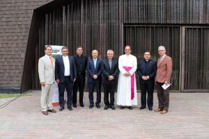 El templo fue inaugurado recientemente para el servicio de la comunidad universitaria.  - Suministrada/GENTE DE CAÑAVERAL