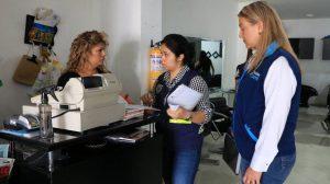 Los funcionarios de la Alcaldía visitaron los establecimientos para verificar el cumplimento de las normas sanitarias.  - Suministrada/GENTE DE CAÑAVERAL