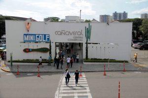 El centro comercial Cañaveral se une a la campaña del almacén Éxito con el fin de contribuir con el Día sin Carro.  - Archivo /GENTE DE CAÑAVERAL