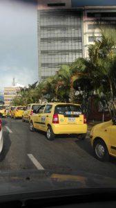 Los conductores hacen un llamado a las autoridades para que realicen los respectivos controles.  - Suministrada/GENTE DE CAÑAVERAL