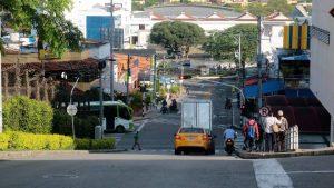 Según el ciudadano, los cambios viales, que al principio fueron drásticos, hoy facilitan el flujo vehicular.   - Archivo /GENTE DE CAÑAVERAL