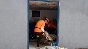 En algunos sectores de Cañaveral, las cooperativas de reciclaje realizan la recolección de los materiales reutilizables.  - Suministrada/GENTE DE CAÑAVERAL