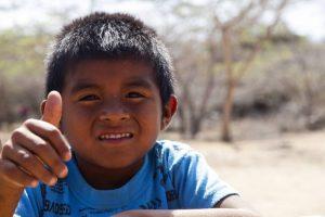 Esta campaña beneficiará a la niñez guajira.  - Archivo /GENTE DE CAÑAVERAL