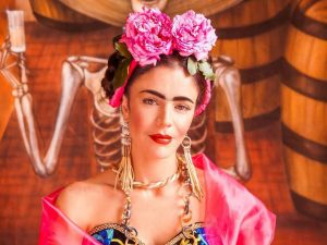 La actriz colombiana, Flora Martínez, será la encargada de personificar a la pintora mexicana, Frida Kahlo. - Archivo/GENTE DE CAÑAVERAL