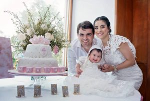 Élver Rodríguez /GENTE DE CAÑAVERAL Iván Camilo Galvis, Ana Milena Suárez y Mariana Galvis.