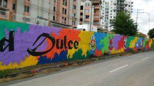 Murales y puentes han sido recuperados desde 2016 por artistas del municipio. - Suministrada/GENTE DE CAÑAVERAL