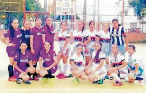 Todas las jóvenes interesadas en practicar este deporte pueden inscribirse al torneo de Cañaveral.  - Archivo /GENTE DE CAÑAVERAL