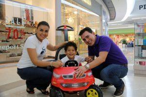 Alexandra Guerrero, Pablo Guerrero y Mario Torres.