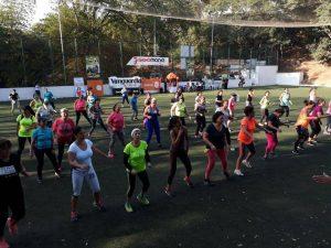 La primera jornada se realizó en el Parque de la Salud.    - Suministrada/GENTE DE CAÑAVERAL