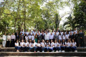 Estudiantes provenientes de Argentina, México Costa Rica, Nicaragua, Perú y Colombia. - Suministrada/GENTE DE CAÑAVERAL