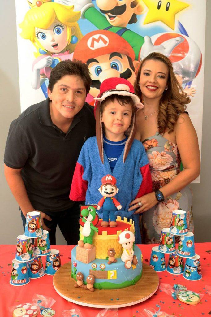 Carlos Alberto Layton, Sebastián Layton Martínez y Carolina Martínez Caballero. - Fabián Hernández /GENTE DE CAÑAVERAL
