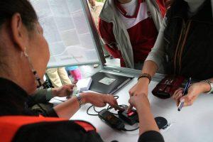 Las personas que residen en Cañaveral pueden hacer su inscripción en la Registraduría para votar en su sector.  - Archivo /GENTE DE CAÑAVERAL