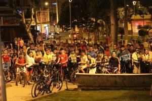 El evento, organizado por Ciclaramanga, arranca a las 8:30 a.m. desde la plaza cívica Luis Carlos Galán. - Tomada de Facebook / GENTE DE CAÑAVERAL