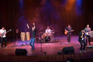 Esta banda juvenil nació en 2015 y ya ha dado a conocer 4 sencillos.  - Archivo/GENTE DE CAÑAVERAL