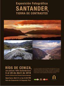 En los paisajes retratados se filmó la película santandereana Ríos de Ceniza. - Suministrada / GENTE DE CAÑAVERAL