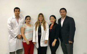 Edwin Medina, Diana Sanabria, Johana Navarro, Lency Gamba y Jaider Rodríguez. - Suministrada /GENTE DE CAÑAVERAL