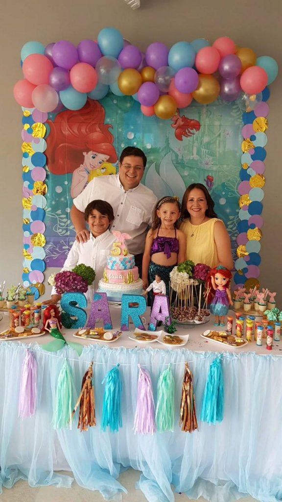 Darío Alviar, Juan Nicolás Alviar, Sara Alviar y  Nadya Merchán Jaimes. - Suministrada /GENTE DE CAÑAVERAL
