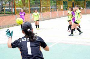 Usted también puede ser parte de este campeonato de mujeres. - Archivo /GENTE DE CAÑAVERAL