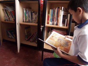 Mediante esta iniciativa, se busca mejorar la oferta literaria de los colegios de escasos recursos.  - Archivo /GENTE DE CAÑAVERAL