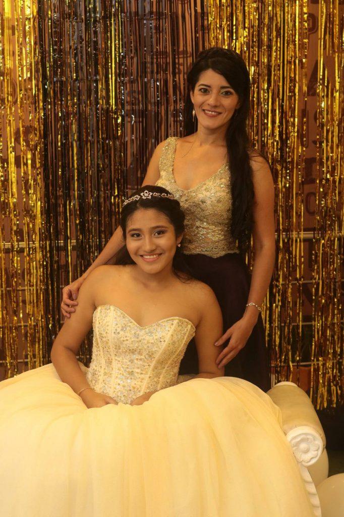 María Camila Rodríguez Amorocho y Sirley Catalina Amorocho. - Fabián Hernández/GENTE DE CAÑAVERAL