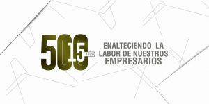 Vanguardia Liberal y la revista 500 Empresas Generadoras de Desarrollo en Santander exaltan la labor y el compromiso de los empresarios de la región.   - Suministrada /GENTE DE CAÑAVERAL