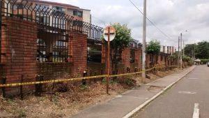 La poda de los arbustos generaron malestar entre los vecinos.  - Suministrada/GENTE DE CAÑAVERAL