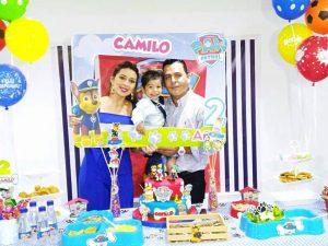 Milena Suárez, Juan Camilo Rivera Suárez y Alex Rivera - Suministrada/GENTE DE CAÑAVERAL