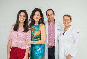 Martha Ordoñez, Sandra Rey, Carlos Amaya y Liliana Rangel. - Suministrada/GENTE DE CAÑAVERAL