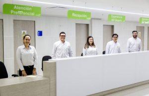 Auque SaludMía es una EPS local, cuenta con una amplía red hospitalaria en todo el país en para asegurar la prestación del servicio de salud en caso de que sus usuarios se desplacen a otras ciudades.   - Suministrada/GENTE DE CAÑAVERAL