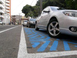 Con las Zonas Azules se espera ofrecer más opciones de parqueo a las personas, para que eviten ser sancionados.   - Archivo/GENTE DE CAÑAVERAL