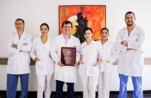 Suministrada/GENTE DE CAÑAVERAL Fabio Naranjo, Erika Quintero, Leonardo Salazar, Ofelia Villamizar  Diana Peña, y Mario Castillo.