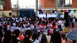 Los colegios del sector se destacaron en las competencias  deportivas provinciales.  - Suministrada/GENTE DE CAÑAVERAL