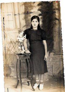 Ana Silvia López de Moreno se caracterizó por ser una mujer trabajadora y una madre muy entregada.  - Suministrada /GENTE DE CAÑAVERAL