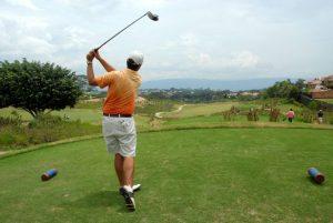 El torneo de golf se jugará en el Club Campestre de Bucaramanga.  - Archivo/ GENTE DE CAÑAVERAL
