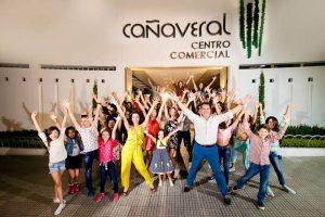 El Centro Comercial invita a los clientes a unirse a la celebración.  - /GENTE DE CAÑAVERAL