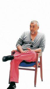 Arnulfo Lázaro Lázaro sigue trabajando en la actuación y apoyando a las nuevas generaciones. - Suministrada/GENTE DE CAÑAVERAL