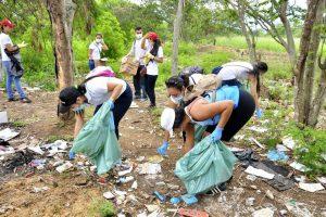 Los voluntarios se encargarán de recoger los residuos sólidos que ocasionen daños ambientales.  - Archivo/GENTE DE CAÑAVERAL