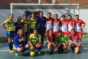 """Este fin de semana se jugará la final del """"Mundial Femenino"""" de La Pera.  - Suministrada/GENTE DE CAÑAVERAL"""
