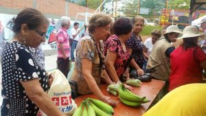 Los residentes de este sector y barrios aledaños podrán comprar productos frescos a bajos precios.  - Archivo /GENTE DE CAÑAVERAL