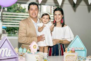 Suministrada/GENTE DE CAÑAVERAL Edwar González Guzmán, Guadalupe González Villamizar y Angélica Villamizar Rivera.