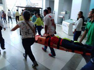 Visitantes de los centros comerciales se unieron a la actividad que se realizó en todo el país el pasado miércoles 24 de octubre.  - Suministrada /GENTE DE CAÑAVERAL