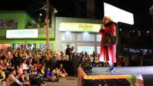 """El año pasado, el show de humor estuvo acompañado de """"Barbarita"""".  - Suministrada/GENTE DE CAÑAVERAL"""