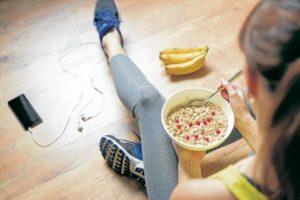 La alimentación puede variar dependiendo de la actividad física que realice.  - Banco de imágenes /GENTE CAÑAVERAL
