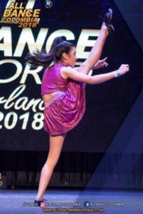 En mayo, Studio Ballet participó en la competencia nacional All Dance Colombia 2018.  - Suministrada/GENTE DE CAÑAVERAL