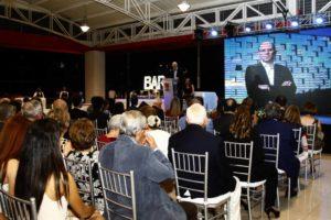 Durante la celebración se contó con la asistencia de personajes reconocidos en el ámbito local y nacional. Alejandro Santos Rubio fue uno de los invitados especiales.  - César Flórez/GENTE DE CAÑAVERAL